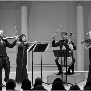 The Apollo Chamber Players perform at Carnegie Hall